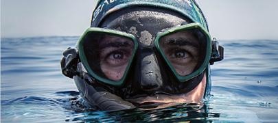 Маски, трубки и очки для плавания