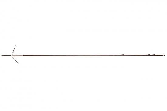 Гарпун  Laser Blade, акулий плавник, два флажка ø 6.5 мм., 105 см.