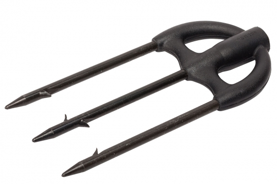 Трезубец Martin с чёрными зубцами ø 5 мм