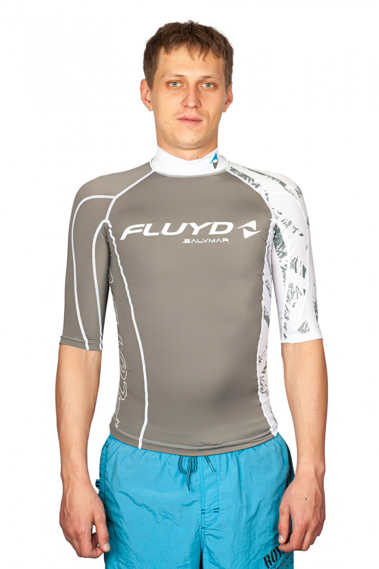 Футболка из лайкры Salvimar RASH GUARD мужская