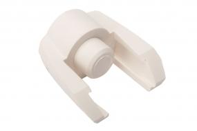 Защитная заглушка для клапана закачки ружей серии Predathor, белая