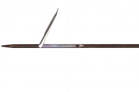 Гарпун  Laser Blade, акулий плавник, один флажок ø 6.5 мм., 105 см