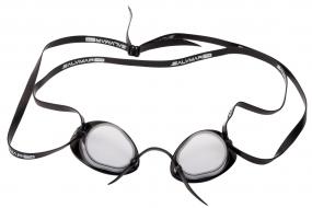 Очки для плавания FLUYD NUOTO PRO Прозрачный силикон, дымчатые линзы