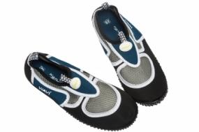 Тапочки неопреновые WAVI мужские, голубые
