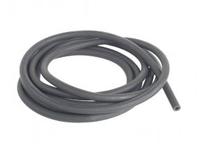 Черная резина для амортизации диаметр 9 мм. (Цена за 10 см.)