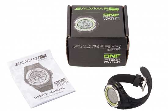 Прибор наручный для подводной охоты SALVIMAR ONE PLUS