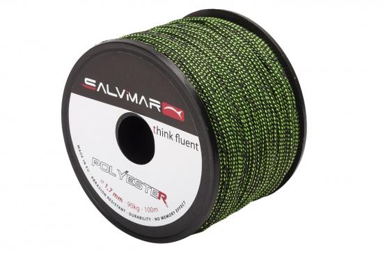 Линь Salvimar Polyester, ø 1.7 мм., 90 кг., 100 м.
