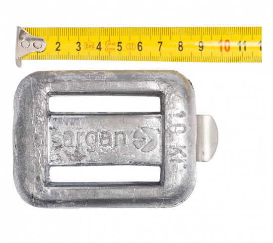 Груз быстросъемный MPD 1 кг.