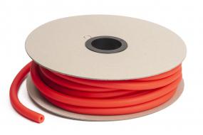 Резина для амортизации красная, (Цена за 10 см.)