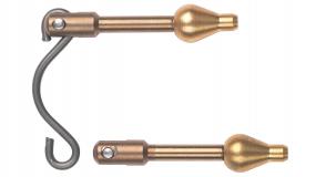 Зацеп Salvimar проволочный для отрезных тяжей и гарпуна с пропилами