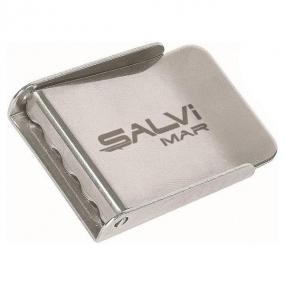 Пряжка для грузового ремня SALVIMAR из нержавеющей стали