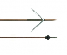 Каленый гарпун Tahitian, для Vuoto 55, Vintair 50, Cyrano 55 и Пеленгас 55 ø 7mm, два флажка