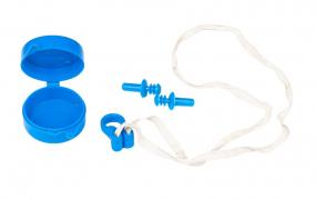 Набор беруши + зажим для носа детский FLUYD, голубой